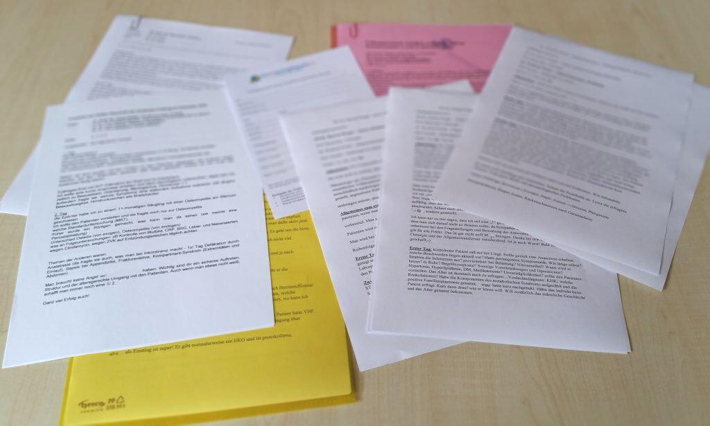 Medizinstudenten FAQ: Prüfungsprotokolle, Famulaturen und vieles mehr…